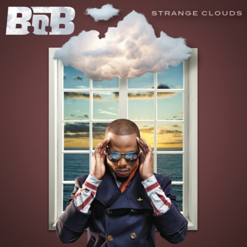B.o.B. couldn't figure out why a cloud had been following him around ever since collaborating with Rivers Cuomos.