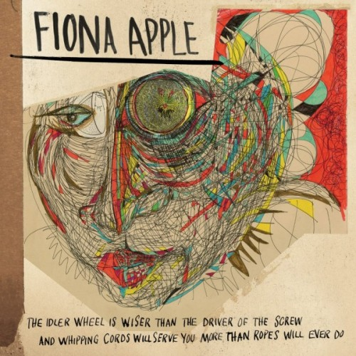 """The Idler Wheel…"" is one of the most revealing, delicate albums of 2012, so it is fitting that Fiona Apple would take the doodles found within the same notebooks where many of her lyrics were spawned and use them as the album artwork. Is there anything this woman can't do?!"