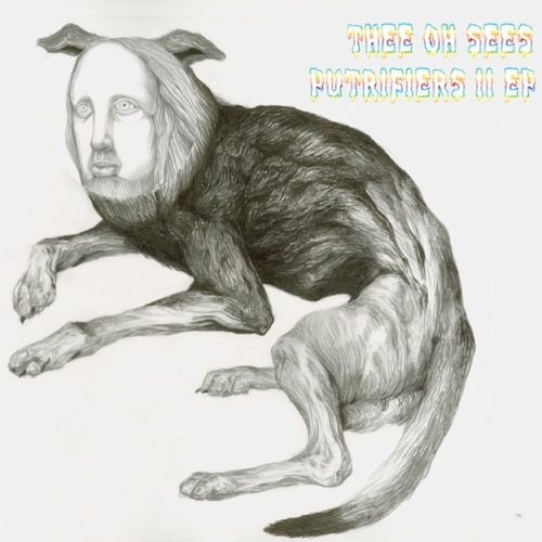 """Last year Thee Oh Sees made my """"Best Album Covers"""" list with their album """"Castlemania,"""" but this year with the half man, half dog cover it's a much different story."""