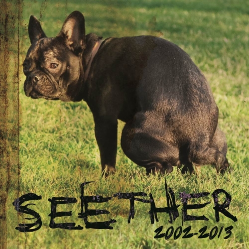 If you've ever heard Seether's music, this cover pretty much sums it up.