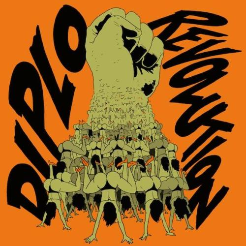 Nothing says black power like thousands of women twerking in the shape of a giant fist. Power to the poppers.