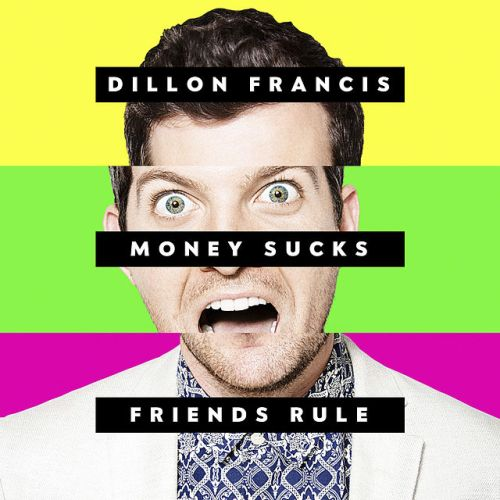 "Mr. Francis, if your friends ""rule,"" then why did they allow you to release an album with this cover (which ""sucks"")?"