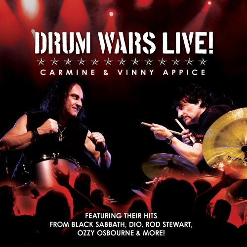 """Based on this cover, I can assume that a Drum War is the musical equivalent to larping. """"Lightning bolt! Lightning bolt! Lightning bolt!"""""""