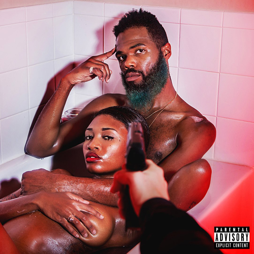 The cover to Rome Fortune's Small VVorld is a Tarantino movie waiting to happen.