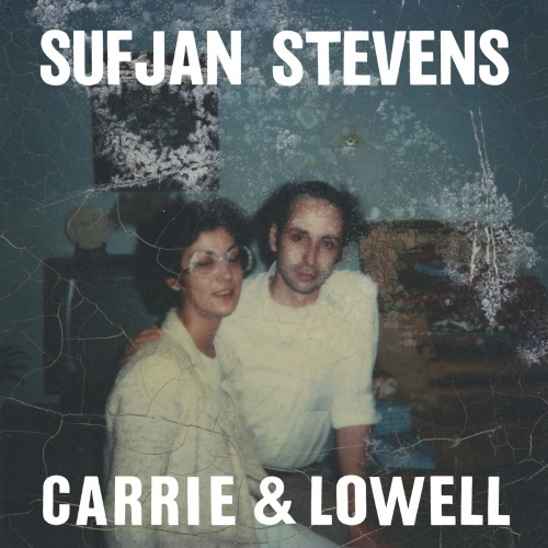 On Carrie & Lowell, Sufjan Stevens explores the detached and broken relationship he had with his mother who suffered from depression and schizophrenia. The cover photo of his mother and step-father only heightens the pain found on the album - the frayed edges, the cracked and water damaged surface, and his mother, in the forefront, her eyes closed and disconnected from the world around her.
