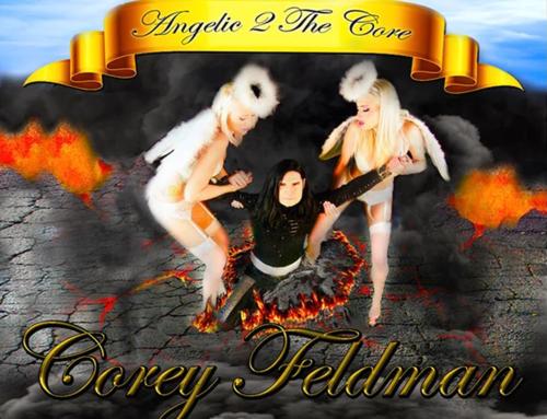 Corey Feldman: Douche 2 the Core